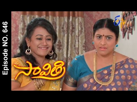 Savithri |27th April 2017 | Full Episode No 646| ETV Telugu