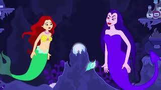 Küçük Deniz Kızı Çizgi Film Türkçe Masal 8 | Adisebaba Çizgi Film Masallar