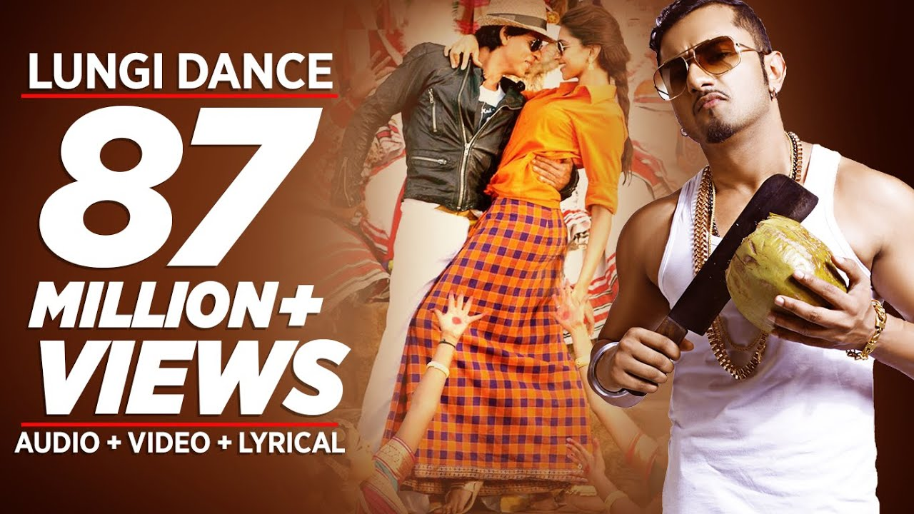 Lungi Dance Thalaiva Hindi lyrics
