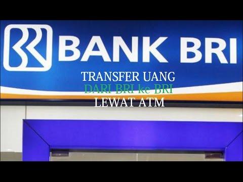 Cara Transfer Uang dari BRI ke BRI Lewat ATM