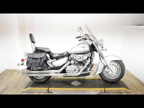 2006 Suzuki Boulevard C90 in Wauconda, Illinois - Video 1