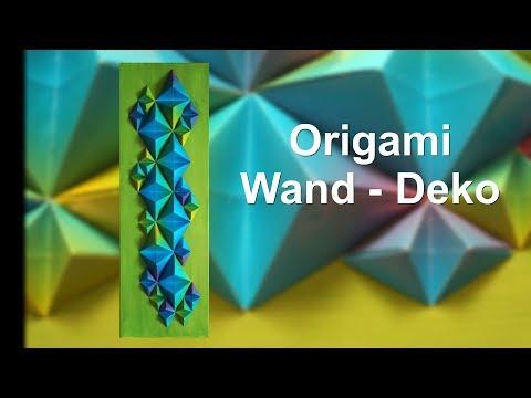 Kleinlaut 3D-Origami Kolibri 32 Farben & 5 Größen Geschenkidee Gebutstag Home, Furniture & DIY