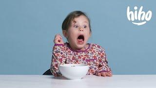 American Kids Try Southern Food | Kids Try | HiHo Kids