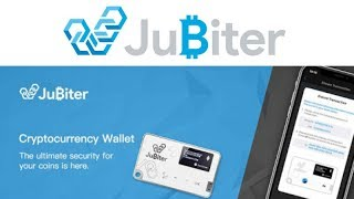 JuBiter Blade Crypto Wallet - Interview with Ivan Yuan @ World Crypto Con