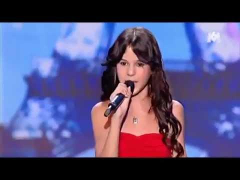 Incrivel! Menina de 13 anos Cantando Adele
