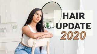 BONDI BOOST UPDATE + 2020 HAIR GROWTH | Zoe Cavey