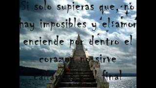 CHAYANNE - NO HAY IMPOSIBLES.wmv