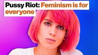 Pussy Riot's Nadya Tolokonnikova on feminism, abortion, and dehumanization