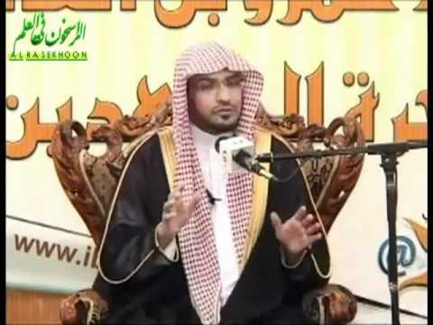 تأملات قرآنية للشيخ المغامسي في مدينة بحرة