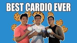 Best Cardio Ever?! Fitness Vlog 2