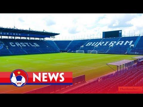 VFF NEWS SỐ 71   U23 Việt Nam sẽ thi đấu trên sân vận động chuẩn Ngoại hạng tại M-150 Cup