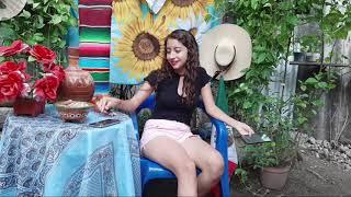 Saludos con Marisol