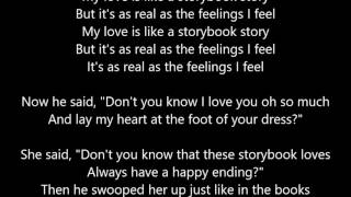Mark Knopfler - Storybook Love (The Princess Bride Theme Song) - Lyrics Scrolling