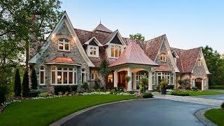 Award Winning Luxury Custom Home - The NEW Classic