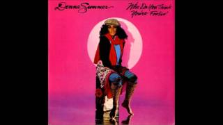Donna Summer Who Do You Think You're Foolin'(Externded Remix)