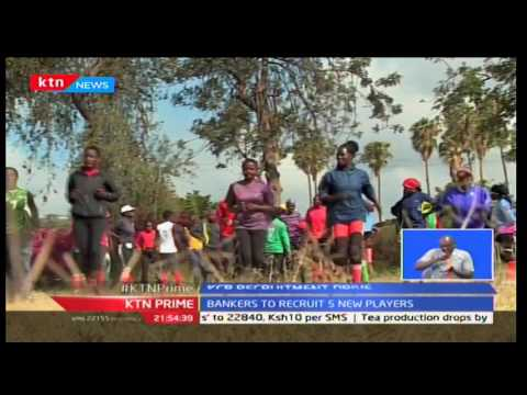 KTN Prime: KCB women volleyball team has kicked off the national trials to recruit new players