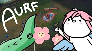 【LoL】ARURF mode :D