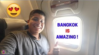 BANGKOK at NIGHT is Amazing !! 🔥😍😍