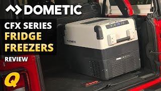 Dometic CFX Fridge Freezers With Wifi Review For Jeep Wrangler & Jeep Gladiator - CFX-35W & CFX-40W