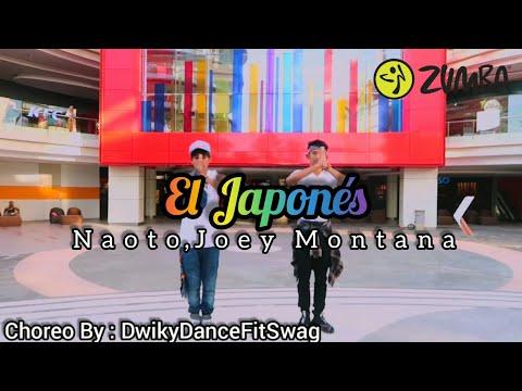 Naoto, Joey Montana - El Japonés | ZUMBA | FITNESS | At Mall BC Balikpapan