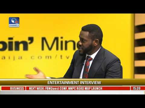 Deyemi the Actor chats with Ebuka Obi-Uchendu on Rubbin' Minds | WATCH