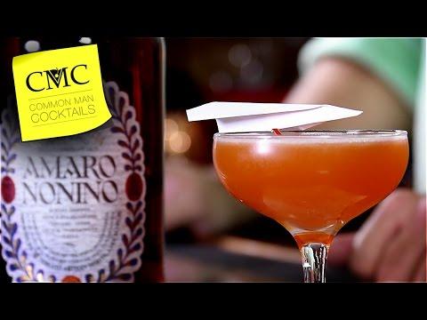 Paper Plane Cocktail Recipe ✈️️ with Amaro Nonino