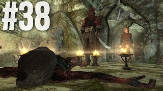 Skyrim Legendary (Max) Difficulty Part 38 - A Family in Flames