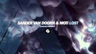 Sander Van Doorn & Moti-Lost (Original Mix)