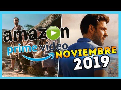 Estrenos Amazon Prime Video Noviembre 2019   Lo Nuevo En Películas Y Series
