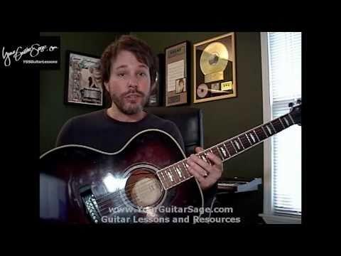 12 Bar Blues - Beginner Acoustic Guitar Lesson