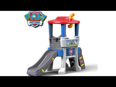 Download Unboxing STEP 2 Paw Patrol Lookout Climber Mp4 HD Video and MP3