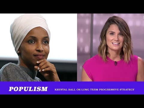 Krystal Ball On Why Left Populism Is Harder Than Right Populism & Why We Need It Now (TMBS 99)