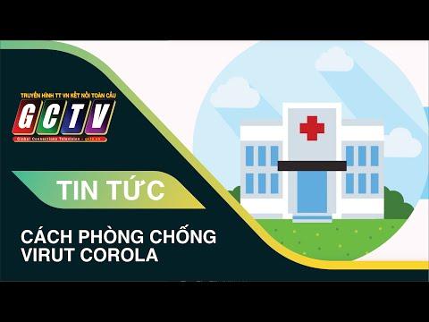 CÁCH PHÒNG CHỐNG VIRUT COROLA
