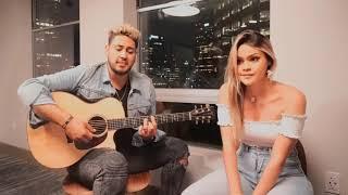 Cuando Te besé - Becky G Paulo Londra / Cover by Salomé & Tian