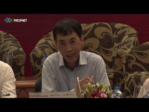 DIỄN ĐÀN ĐỔI MỚI VÀ PHÁT TRIỂN DOANH NGHIỆP 2019 - Ông Nguyễn Hoa Cương