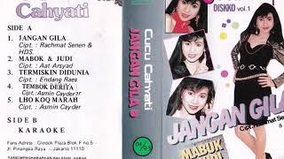 Pop Disco Dangdut Cucu Cahyati Jangan Gila   Vol 1