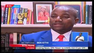 KTN Prime: DPP Keriako Tobiko declines to face Parliamentary committee on the NYS Scam, 8/11/16