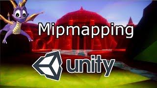 Spyro Unity3D - Mipmapping (Episode 15)