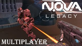 N.O.V.A Legacy Multiplayer Android Gameplay (NOVA Legacy)