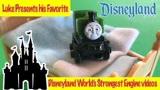 Thomas & Friends Favorite Disneyland World's Strongest Engine With Luke