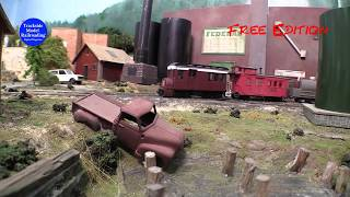 Ohadi Street Railway In On30 Featured In Trackside Model Railroading