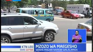 Wenye magari Nairobi walalamika kutokana na ada mpya ya Sh 400