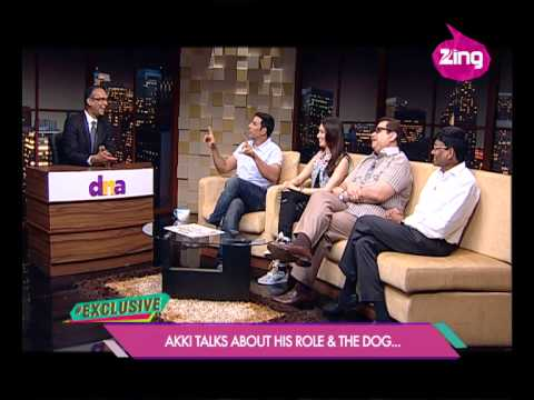 Akshay Kumar, Tamannaah & Filmmakers Promote the film 'Its Entertainment'