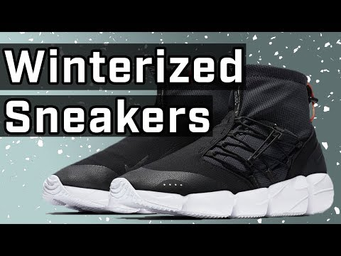 Top Winter Sneakers For FW17/18
