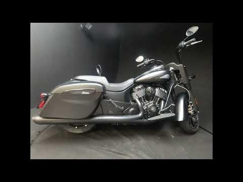 2021 Indian Springfield® Dark Horse® in De Pere, Wisconsin - Video 1