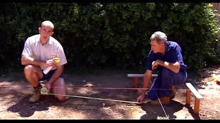 How To Build A Deck Part 1: Planning and Footings