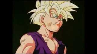 Goku y Gohan Yo Te Esperaré