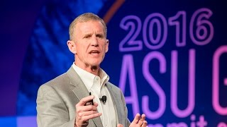 ASU GSV Summit: Keynote with General Stanley McChrystal
