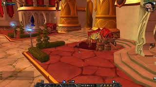 Where to train Two-Handed Swords skill in Silvermoon, WoW TBC