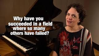 MEET THE PROS | Violist Tabea Zimmermann – VC 20 Questions [INTERVIEW]